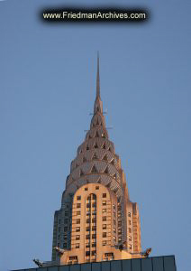 Chrysler Building Top