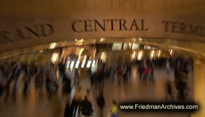 Grand Central Terminal Archway