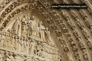 Notre Dame Close-up