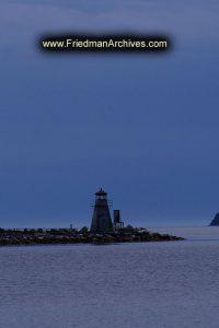 Tiny Lighthouse