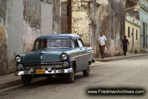 Old Ford on Street