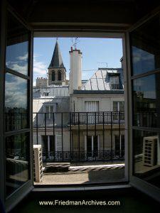 Paris out the Window