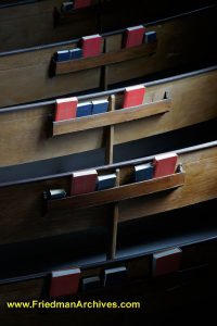 Pews and Prayer Books