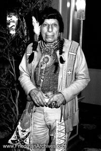 Portraits Chief Iron Eyes Cody