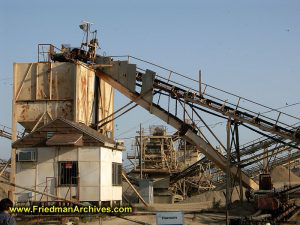 Quarry Processing Plant