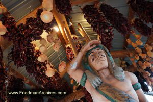 Sedona Cigar Store Indian