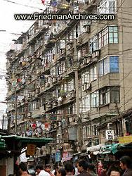 Shanghai Apartment Building