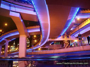 Shanghai Bridges