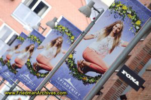 Shopping Center Banners