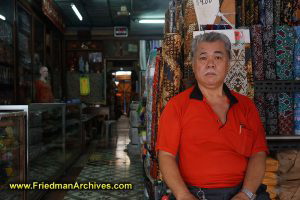 Singapore / Cloth Merchant