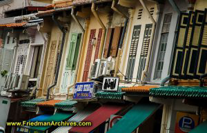 Singapore / Rows of Shutters