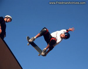 Skateboard Images - Another Flying Shot