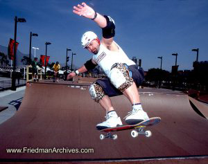 Skateboard Images - Louie on Skateboard II
