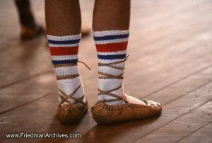 Socks and Ballet Slippers