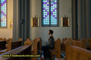 Solace in Church
