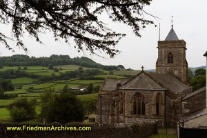 St. Mary's Church in Crosthwaite