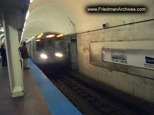 Subway Train