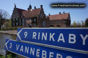 Sweden Between Rinkaby and Vanneberg