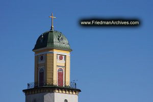 Sweden Church Tower