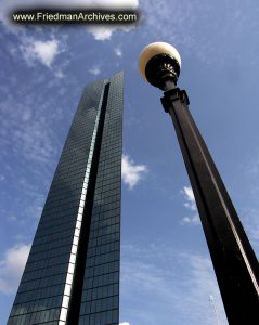 Tall-Building-and-Lampost
