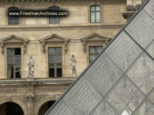 The Louvre - Old and New