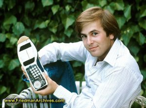 The Shoe Phone and its Creator