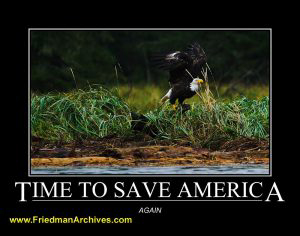 Time to Save America