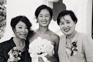 Wedding Sampler Family Shot