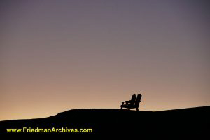 Wooden Chair Silhouette
