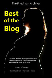 Best of Blog Front cover