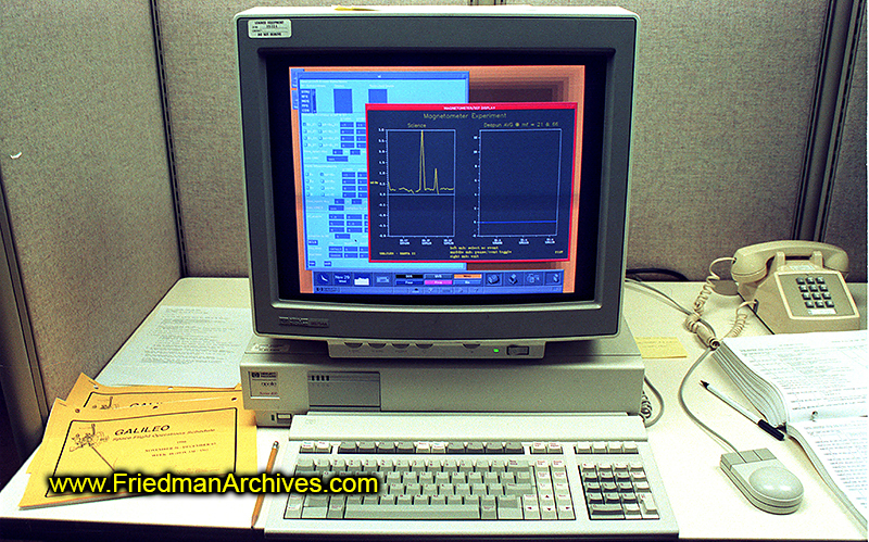 Nasa Computing In The 80 S The Friedman Archives