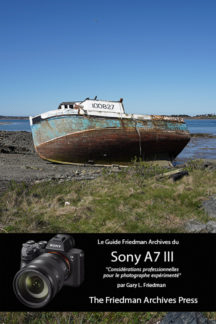 Le Guide Friedman Archives du Sony A7 III