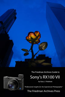 RX100 VII cover image